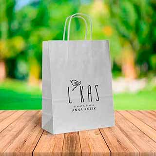 Пакет крафт L-Kas