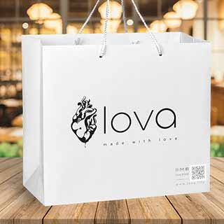 Пакет крафт Lova